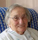 Sister Mary Paul Steiner, rsm