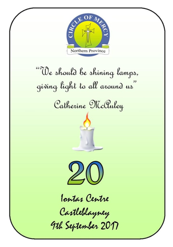 Circle of Mercy Celebrates 20th Anniversary (The