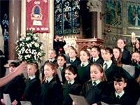 Scoil Mhuire Fatima Choir