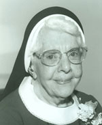 Sister Mary Charles Costlow, RSM