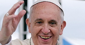 MIA Prayer Intention: The Safety & Success of Pope Francis