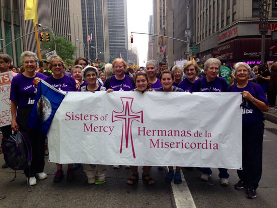 Mercy Volunteer Corps - Living in a Counter-cultural Way